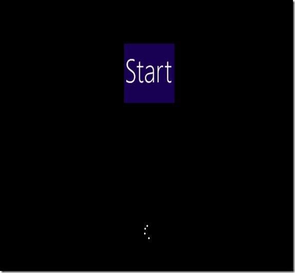 Changing Windows 8.1 Boot Logo Using 8oot Logo Changer Tool.