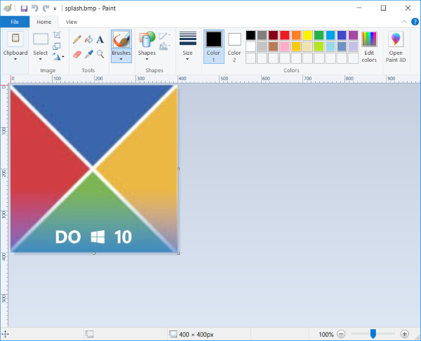 How to change Windows Boot Logo using HackBGRT.