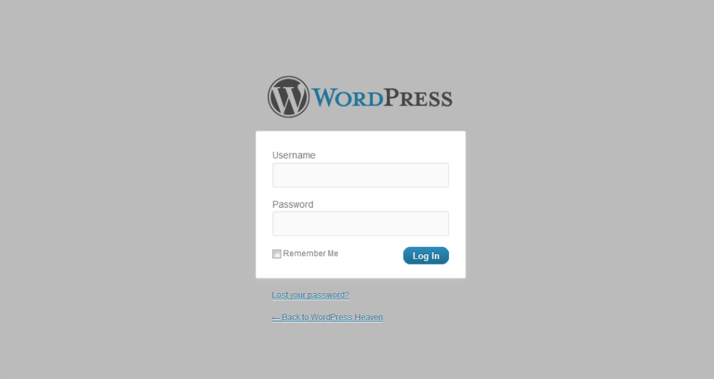 How to Change the WordPress Admin Login Logo and URL.