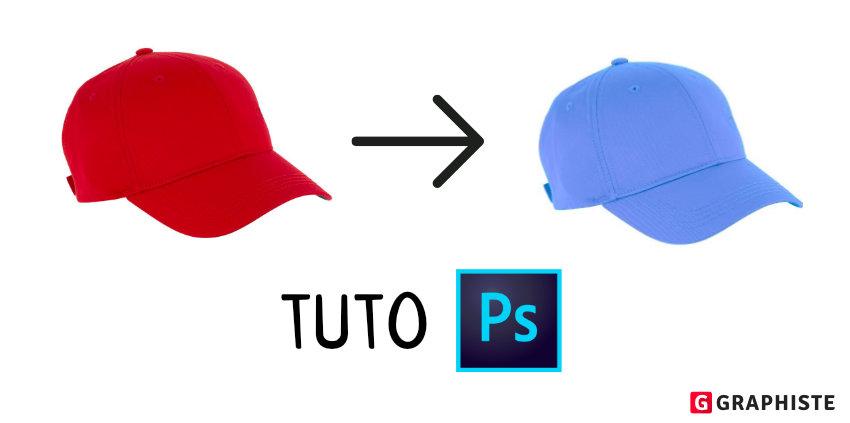 Comment changer la couleur d\'un objet dans Photoshop ?.