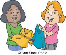 Change clothes Vector Clipart EPS Images. 788 Change clothes clip.