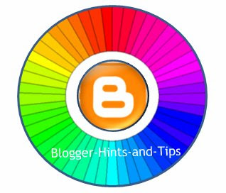 Changing colors in your Blog.