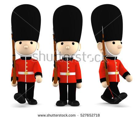 Guard Stock Photos, Royalty.