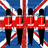 Changing Of The Guard Clip Art.