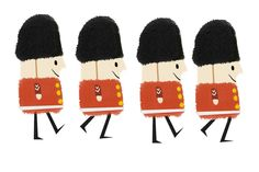 Gallery For > The Changing of Guards Clipart.