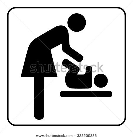 Changing Table Stock Photos, Royalty.