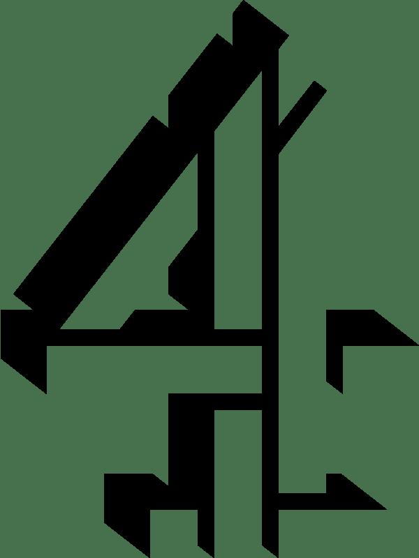 Channel 4 Logo transparent PNG.
