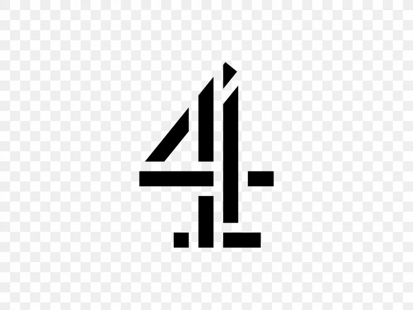 Channel 4 Logo Television Channel Broadcasting, PNG.