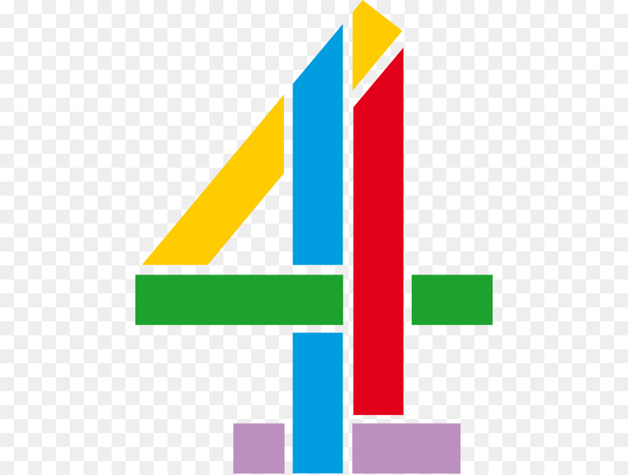 Channel 4 Text png download.