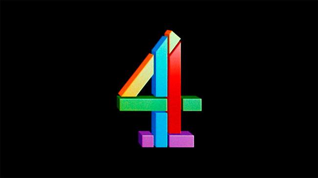Channel 4 rebrand.