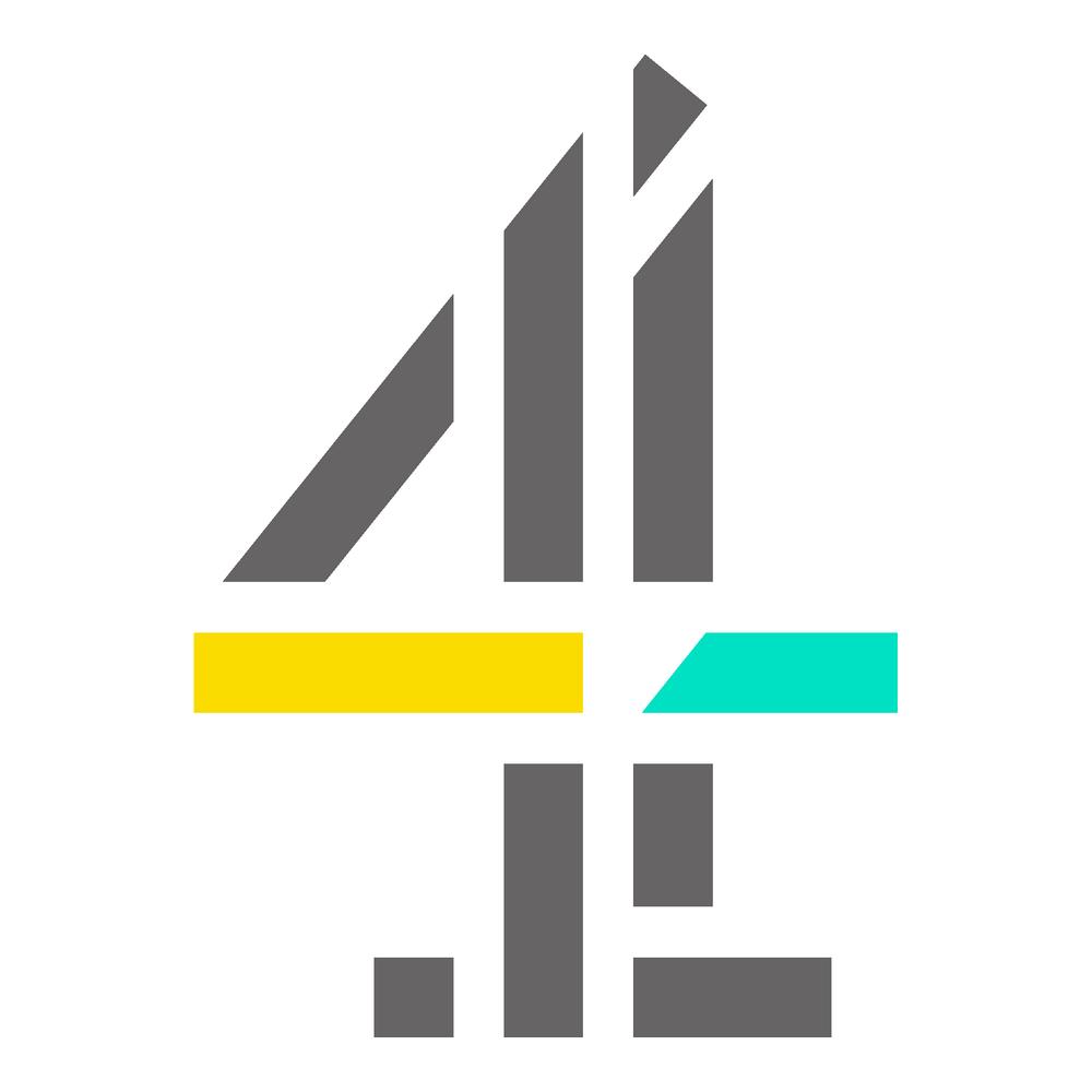 Channel 4 Logo Download Vector.