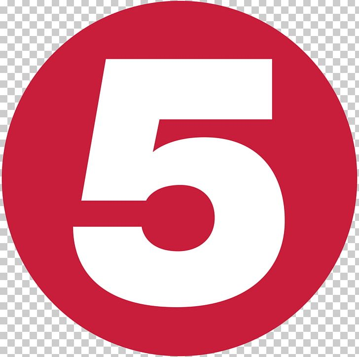 Channel 5 Logo Television Channel Broadcasting PNG, Clipart.