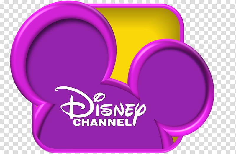 Disney, Disney Channel logo transparent background PNG.