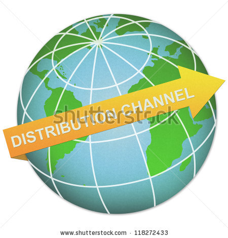 Distribution Channels Stock Photos, Royalty.