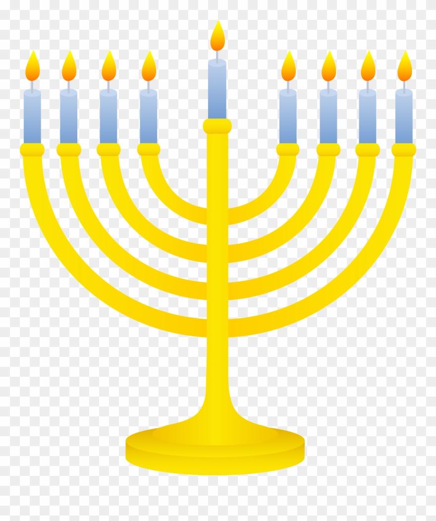 Jewish Symbols Clip Art.