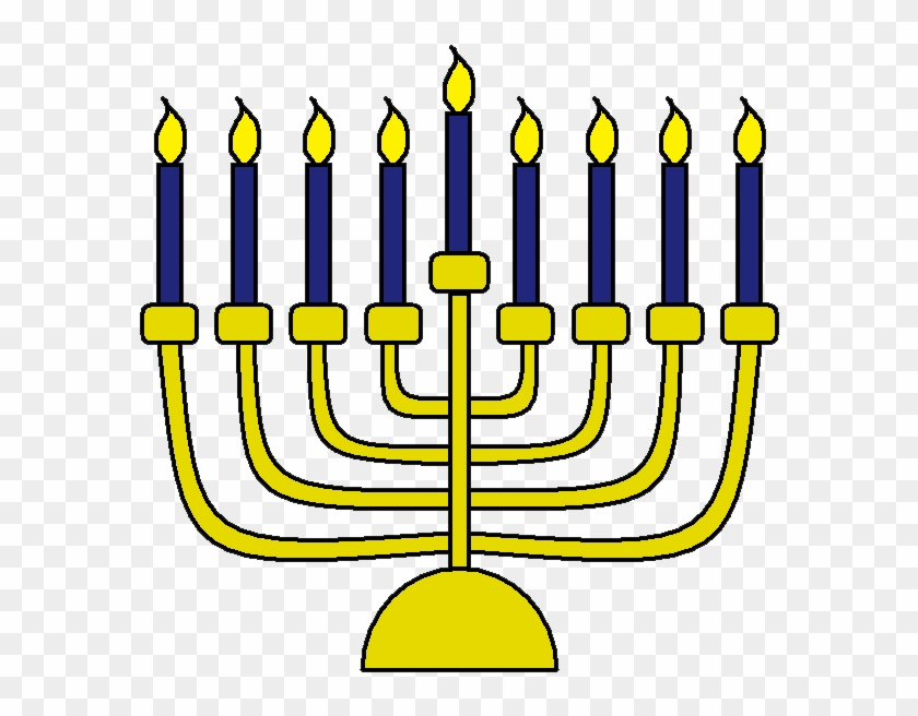 28 Collection Of Menorah Clipart Free.