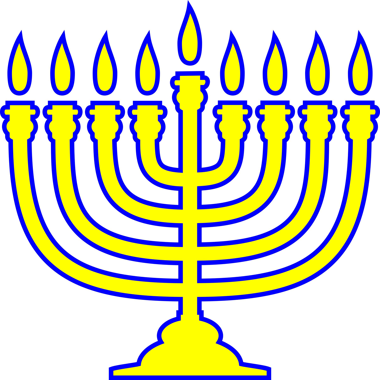 Images Of Hanukkah Clipart.