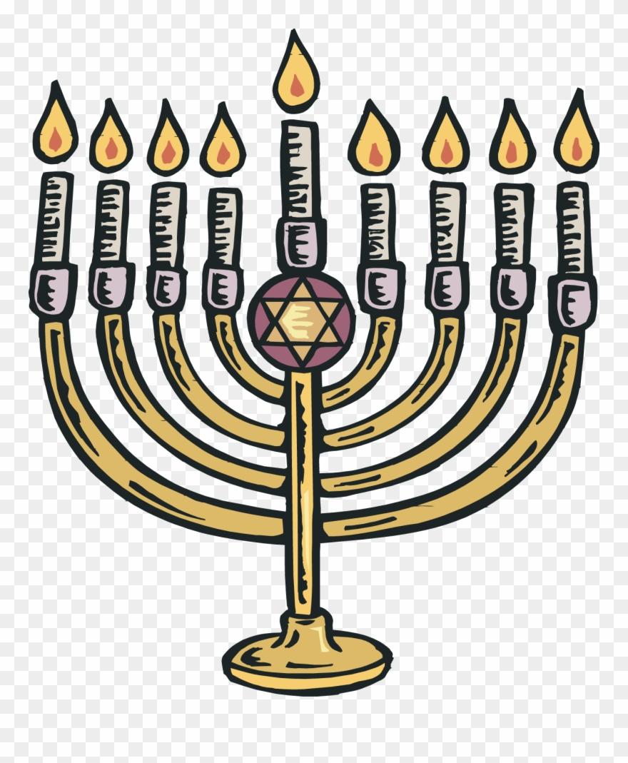 Clip Art Hanukkah.