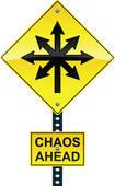 Chaos Clip Art.