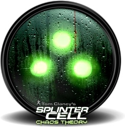 Splinter cell chaos theory clipart.