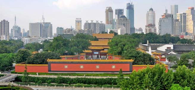 ChaoTian Palace(AAAA Scenic Areas ).