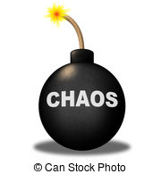 Cliparts chaos.