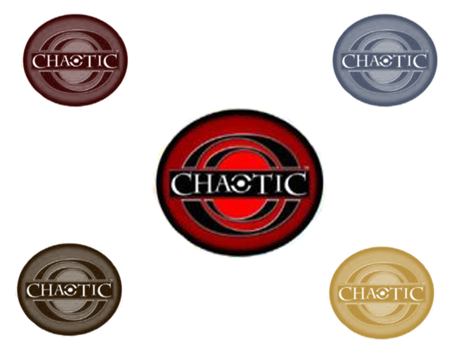 Chaotic Logo Brush by Thorn.