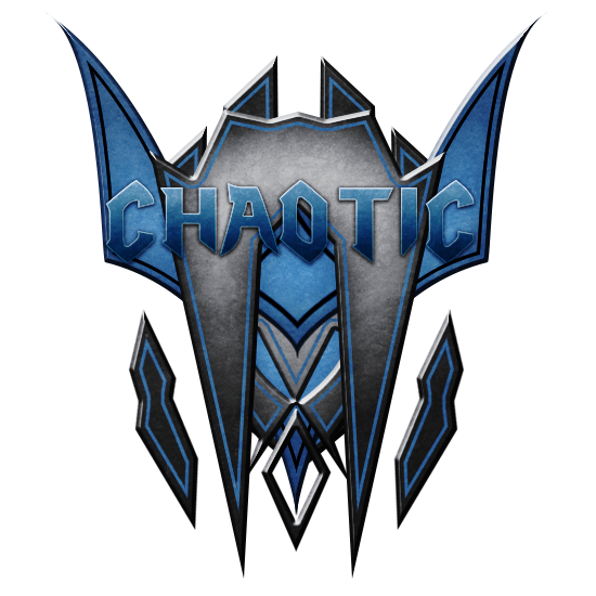 Download Free png Chaotic Logo by ExiledTitanGFX on.