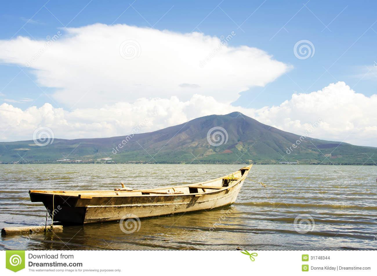 Lake Chapala, Mexico Stock Images.