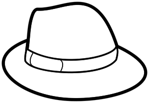 32 sombrero free clipart.