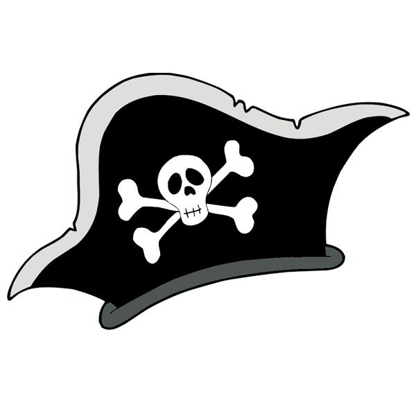Chapeau Pirate.