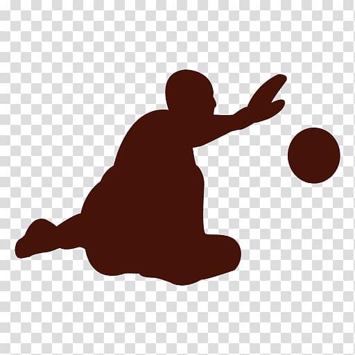 Goalkeeper Football Guante de guardameta Associação.