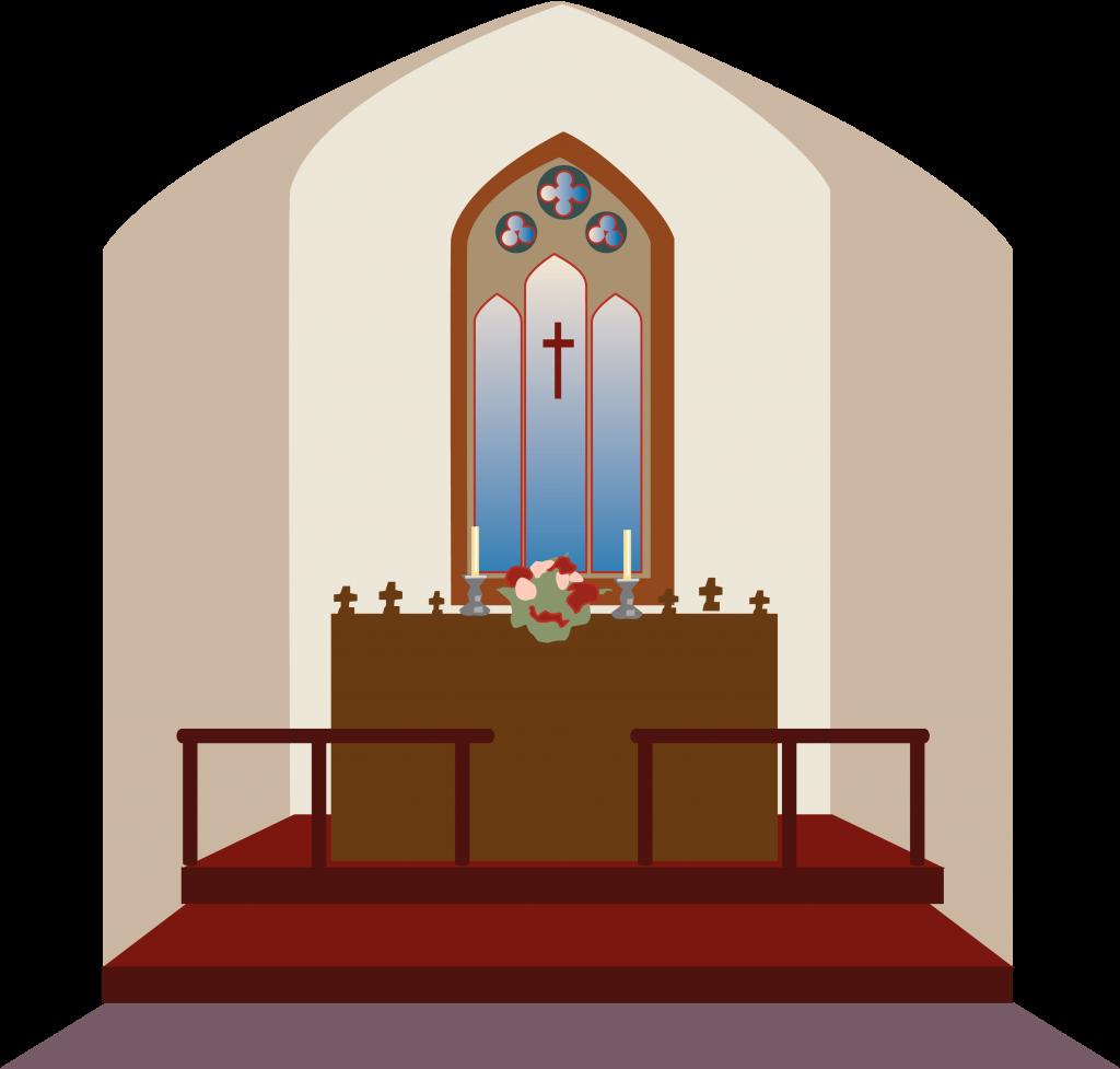 Chapel Clipart.