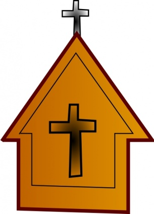 Church Cross Clipart.