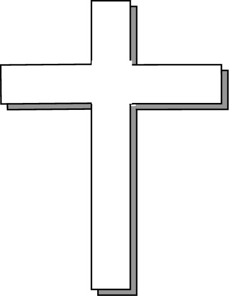 Catholic Cross Clipart.
