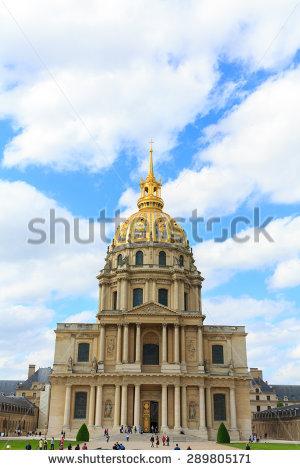Saint Louis Des Invalides Stock Photos, Images, & Pictures.