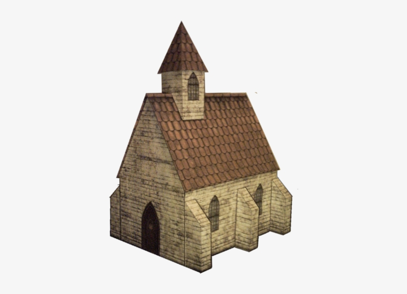 Chapel Clipart Medieval Church.