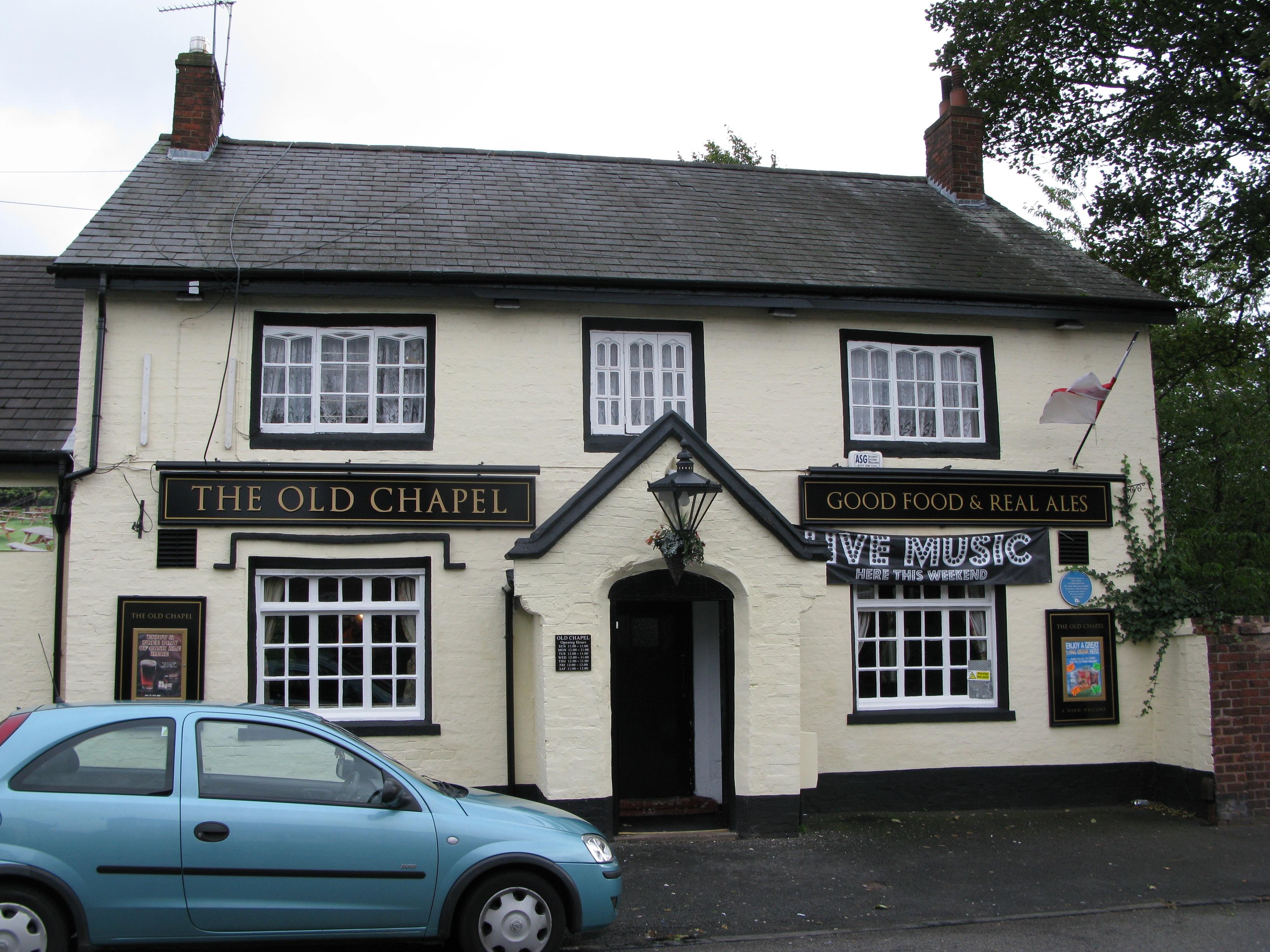Chapel Pub.
