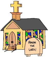 Church Family Clipart.