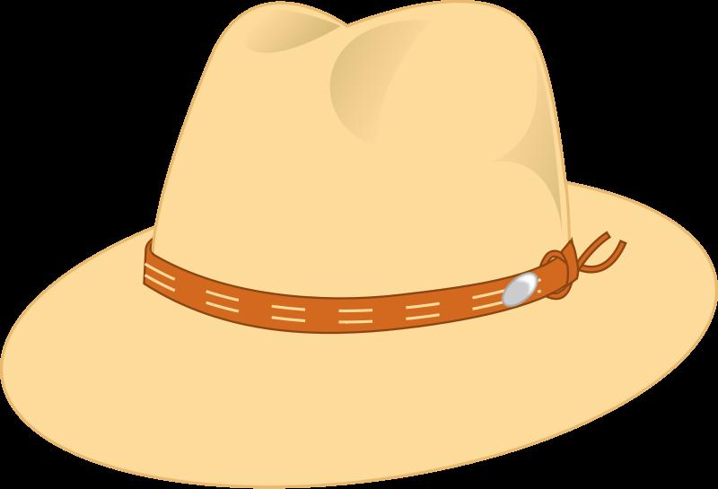 Clip Art Summer Hats For Women Clipart.