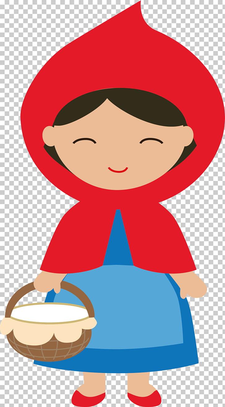 Little Red Riding Hood , chapeuzinho vermelho PNG clipart.