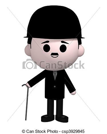 Chaplin clipart - Clipground