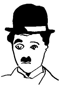 Chaplin Clip Art Download.