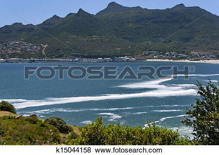 Pictures of Chapman's Peak Drive. Hout bay. k15044158.
