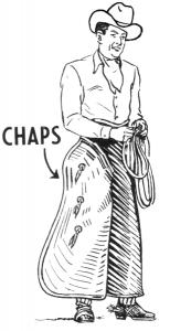 Chaps Clip Art Download.