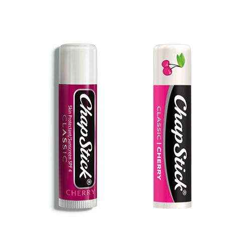 Reviewed: New Logo for ChapStick by Ian Brignell.