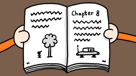 Chapter Book Clipart & Free Clip Art Images #31212.
