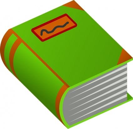 Chapter Book Clip Art.