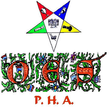 Oes grand chapter clipart.