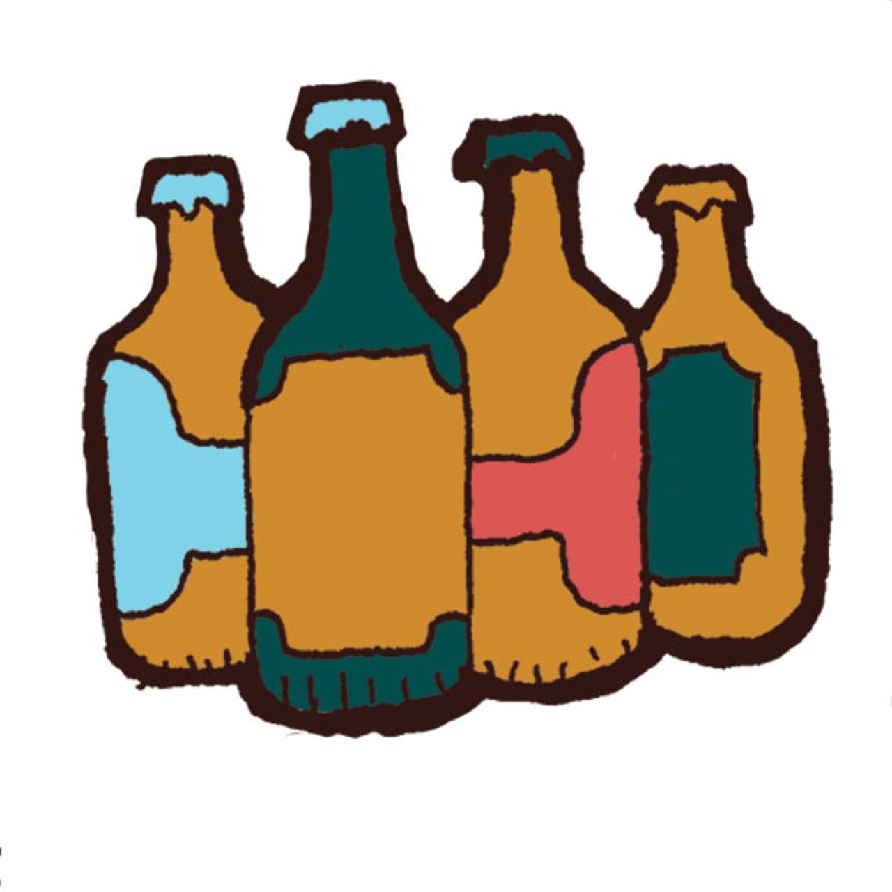 Beer Glut.
